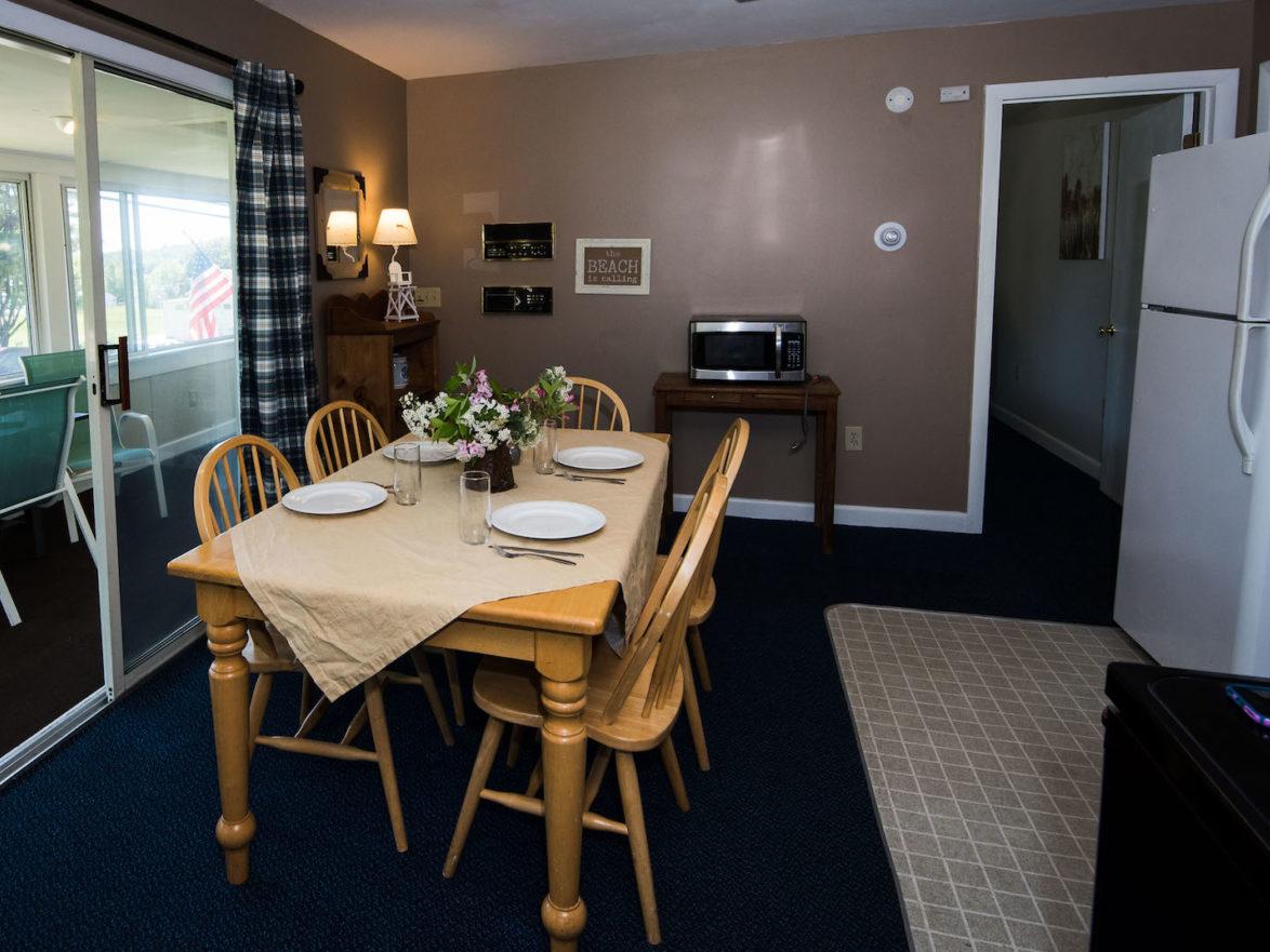 Accommodations, Ames Farm Inn